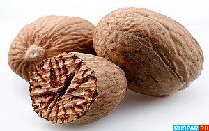 Мускатный орех в банной медицине